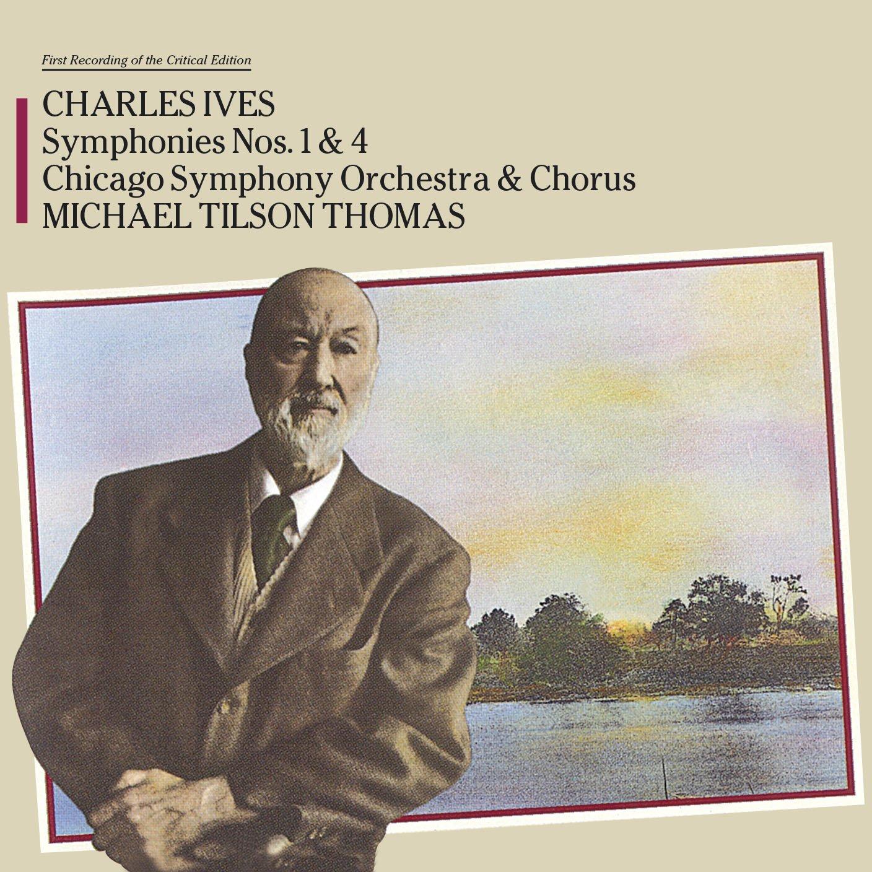 Symphony No.1&4 -..