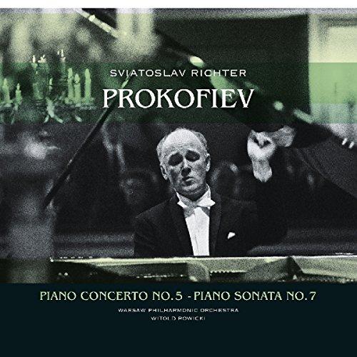 Piano Concerto 5 / Piano Sonata 7