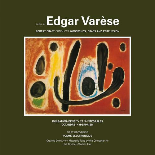 Music Of Edgar Varese 1