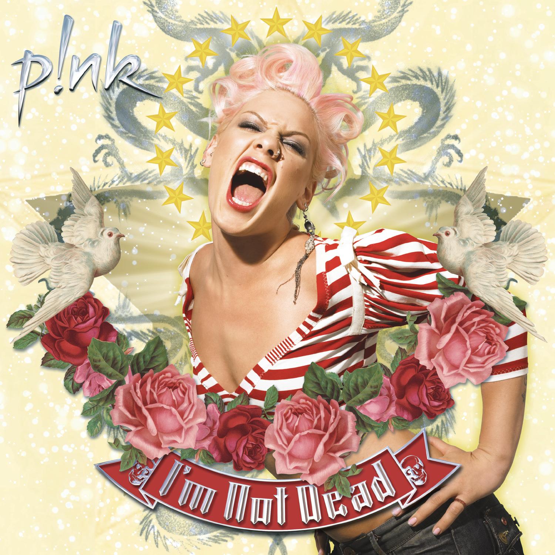 Im Not Dead (Pink Edition) (Vinyl)