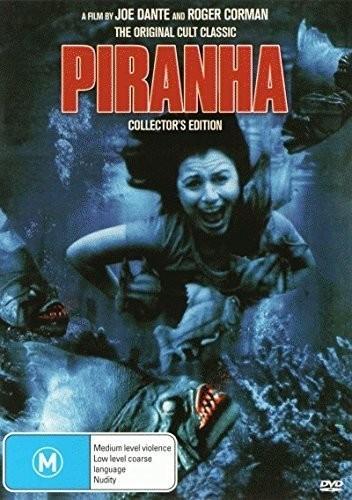 Piranha The Original 1978 Piranha 1978 Real Groovy